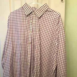 Four Men's Dress Shirts - Charles Tyrwhitt